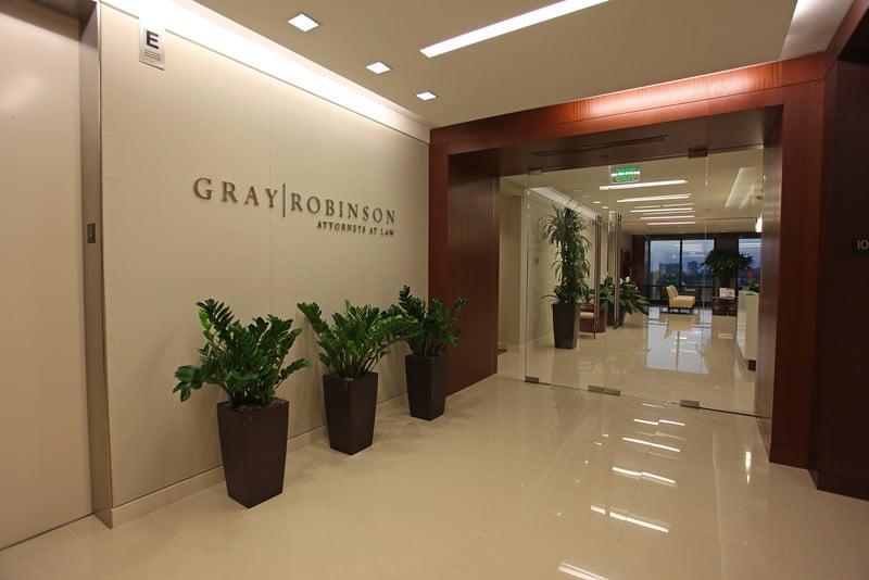 Gray Robinson